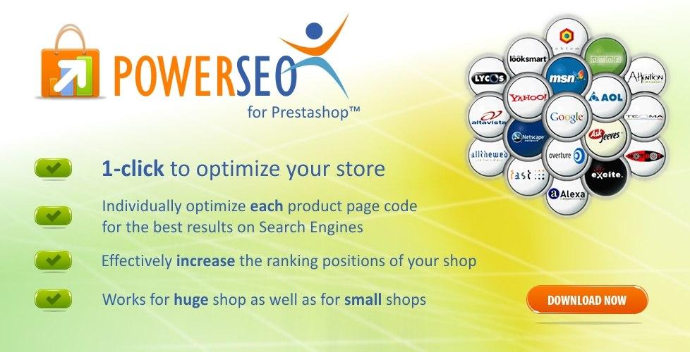 SEO PrestaShop - Guía 12 + 20 Tips. Contacta Con un Profesional