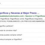 ¿Qué ha pasado tras la última update de Google? - 1 Caso ganador y 1 Caso Perdedor