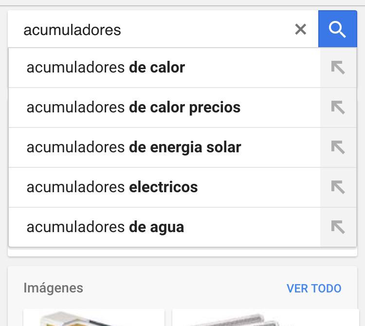 eCommerce: Anatomía de una búsqueda informativa desde móvil. 3