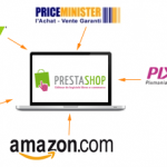 ¿Qué módulos uso de Prestashop  para vender en Marketplaces?