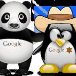 Penalización Panda y Penguin